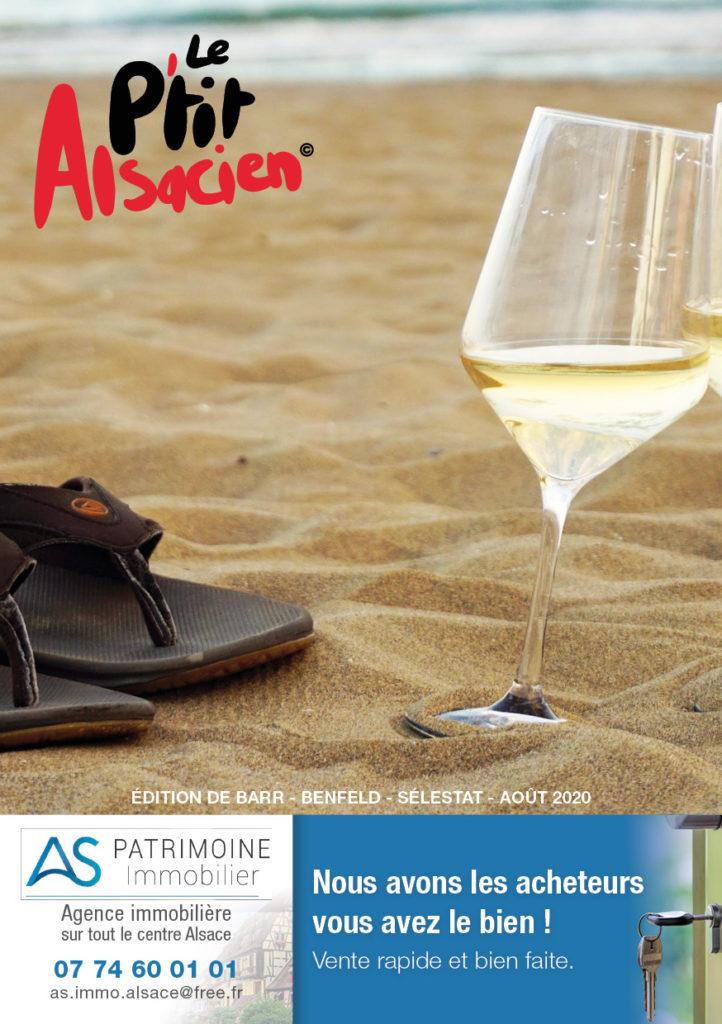 Le P'tit Alsacien - Sélestat Aout 2020