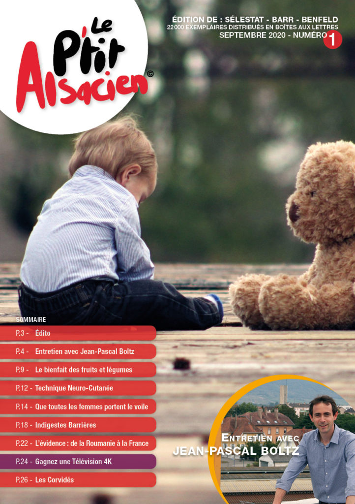 Le P'tit Alsacien - Septembre 2020