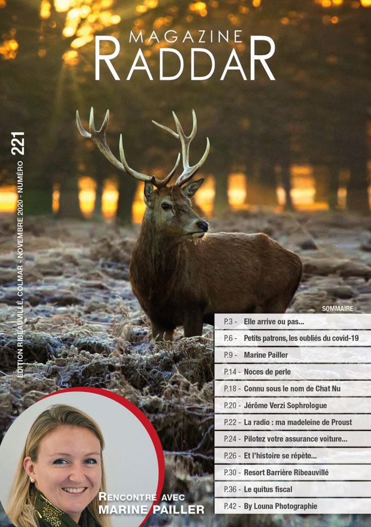 Magazine raddar - Novembre 2020