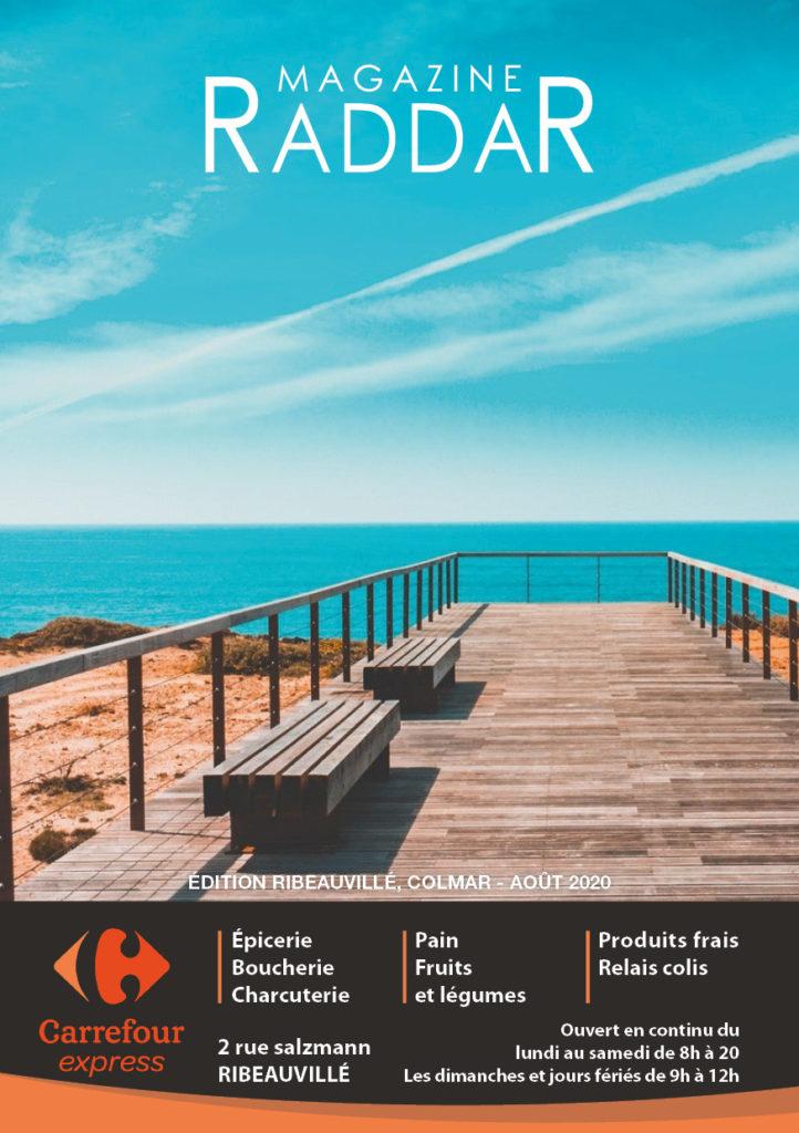 Magazine raddar - Ribeauvillé Aout 2020