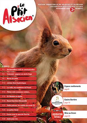 Magazine Le P'tit Alsacien - Sélestat novembre2020