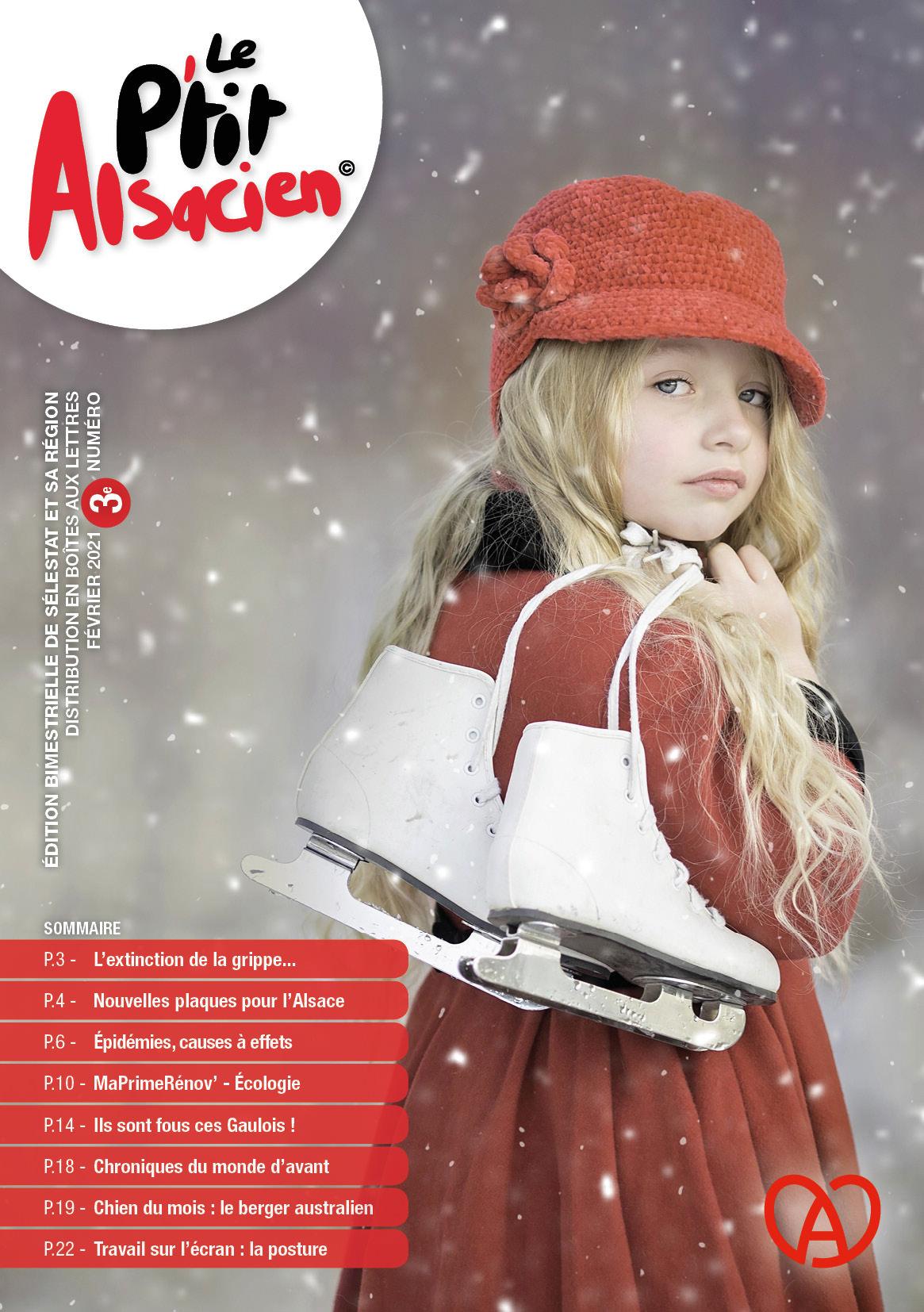 Magazine Le P'tit Alsacien - Sélestat février 2021