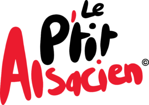 Le P'tit Alsacien - Logotype