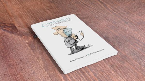Couverture - Livre - Chroniques du monde d'avant