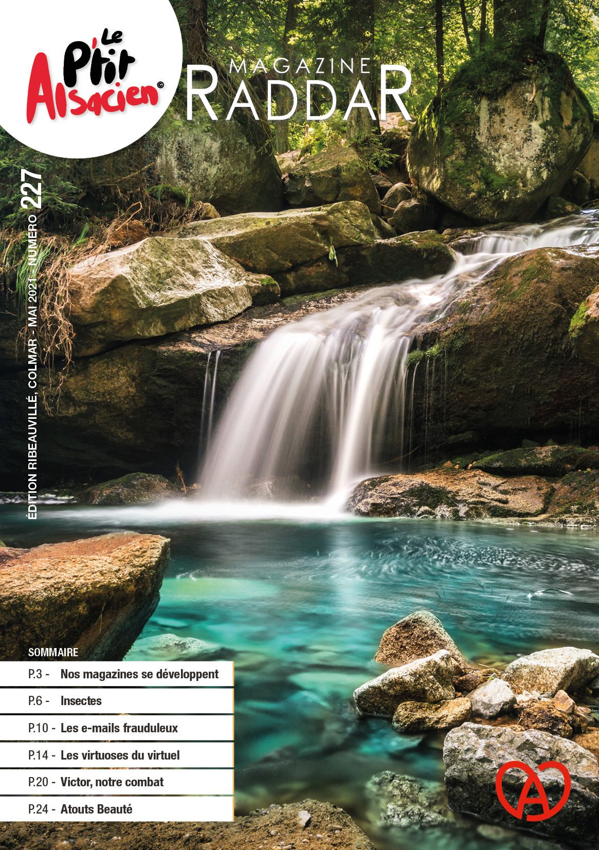 Magazine raddar - mai 2021
