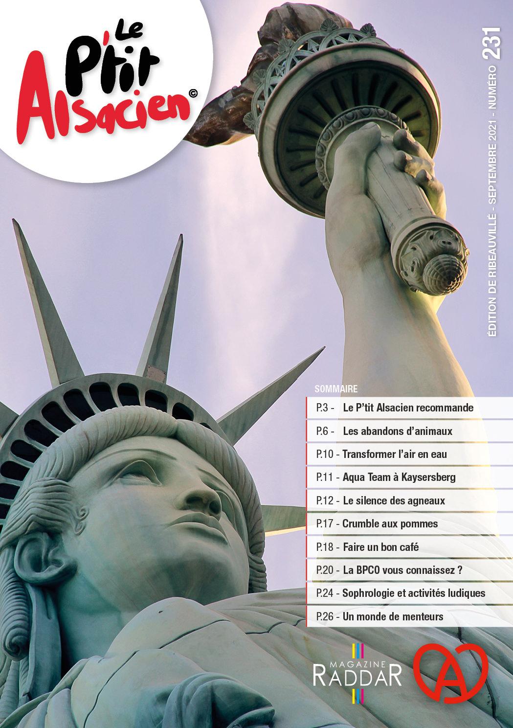 Magazine raddar - Septembre 2021
